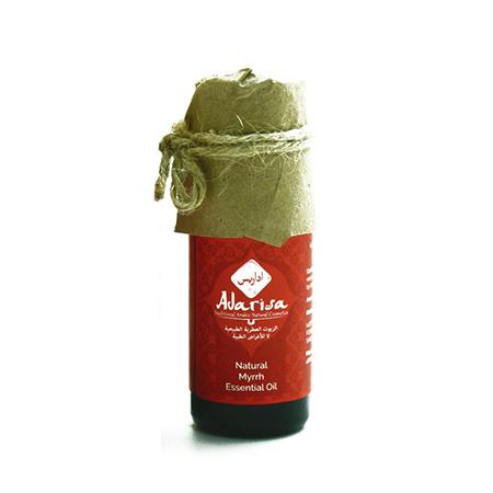 Эфирное масло смолы мирры горькой 10 мл adarisa