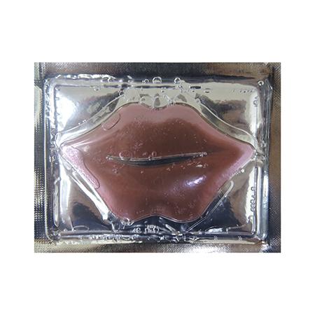 Коллагеновая маска для губ антиоксидантная с экстрактом красного вина секреты лан (Секреты Лан)