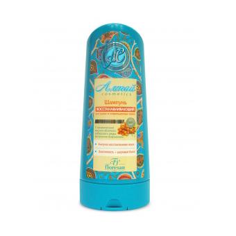 Шампунь восстанавливающий для сухих и поврежденных волос floresan (Floresan)