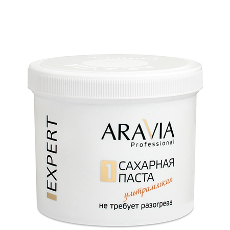 Паста для шугаринга expert ультрамягкая aravia professional (Aravia)