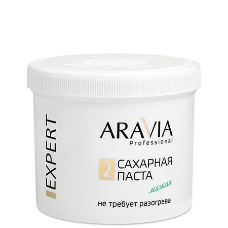 Паста для шугаринга expert мягкая aravia professional