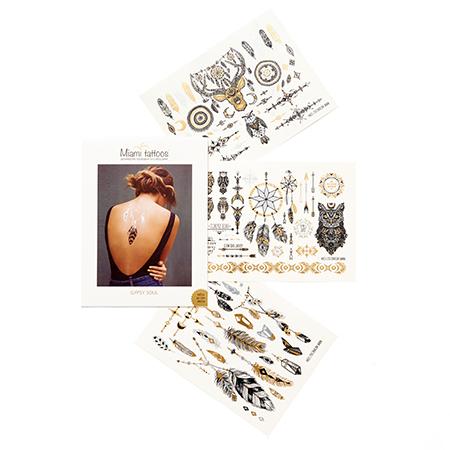 Набор gypsy soul miami tattoos (Miami Tattoos)
