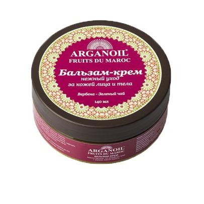 Бальзам-крем с маслом арганы argana