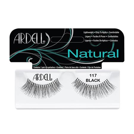Накладные ресницы natural lashes №117 ardell