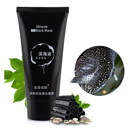 Черная маска-пленка miracle (Black Mask)