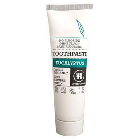 Зубная паста эвкалипт urtekram