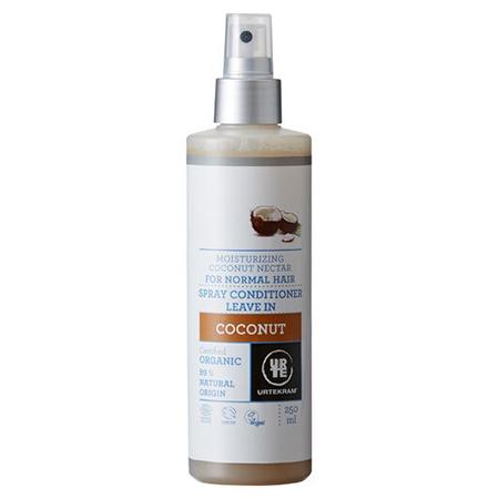Спрей-кондиционер для волос кокос urtekram