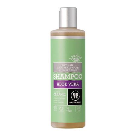 Шампунь для сухих волос алоэ вера 250 мл urtekram