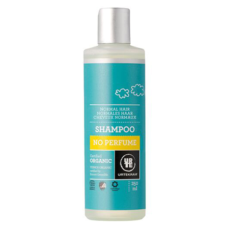 Шампунь для нормальных волос без аромата 250 мл urtekram