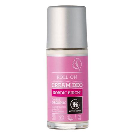 Шариковый дезодорант северная береза urtekram