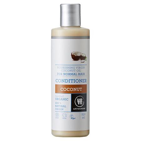 Кондиционер для волос кокос urtekram