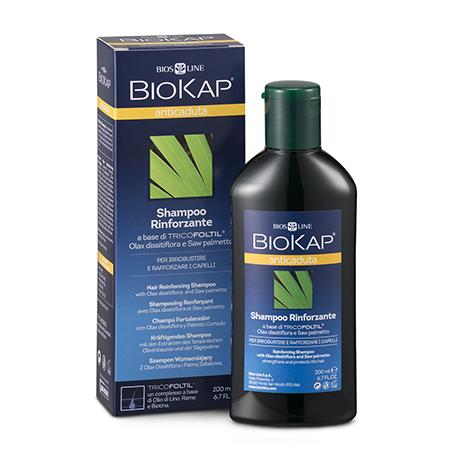 Шампунь biokap от потери волос biokap