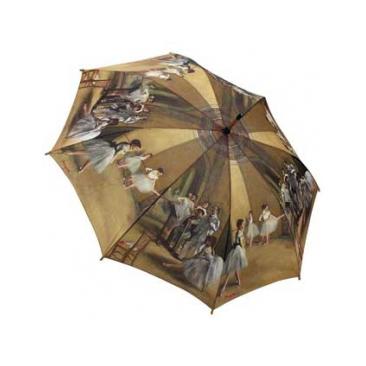 Зонт-трость по картине дега балерины galleria
