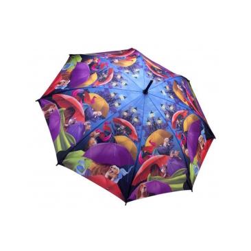 Зонт-трость прогулка в парке galleria (Galleria)