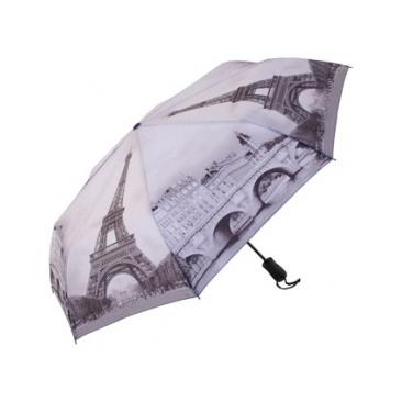 Складной зонт автомат париж galleria (Galleria)