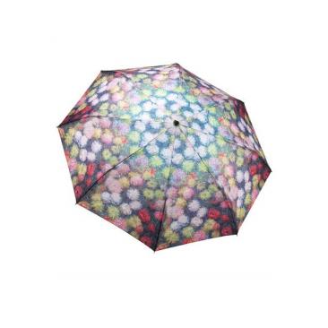 Складной зонт по картине моне хризантемы galleria