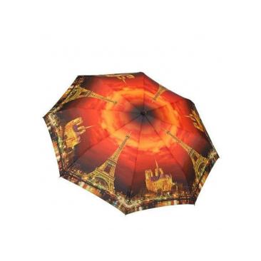 Складной зонт автомат город огней galleria (Galleria)