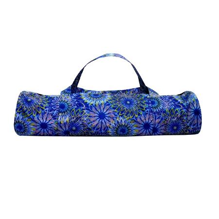 Сумка для коврика индира (голубая) yoga (Yoga)