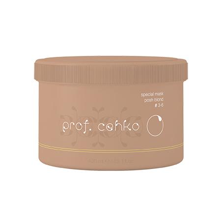 Cпециальная маска для роскошного блонда #3-6 400 мл c:ehko (C:EHKO)