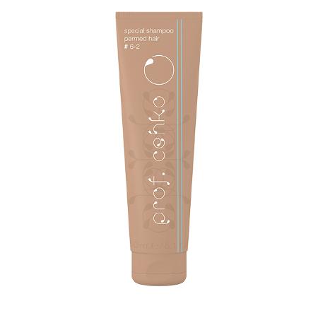Специальный шампунь для волос после завивки #6-2 c:ehko