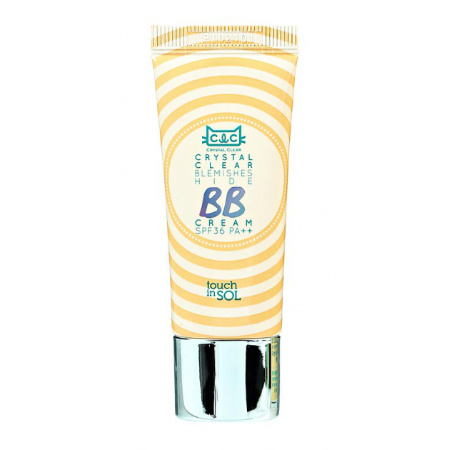 Bb крем spf 36pa++ crystal clear touch in sol (Touch in SOL)