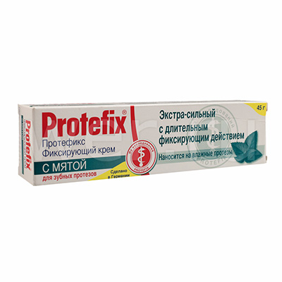 Фиксирующий крем с мятой protefix (Protefix)