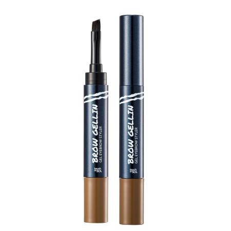 Гель для бровей №1 phoebe brow gellin gel eyebrow styler touch in sol (Touch in SOL)