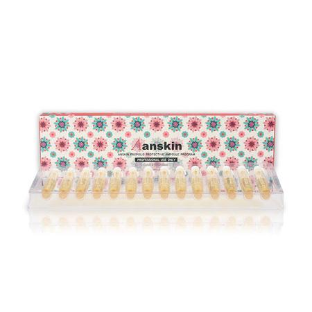 Сыворотка с прополисом для проблемной кожи propolis protect ampoule anskin (ANSKIN)