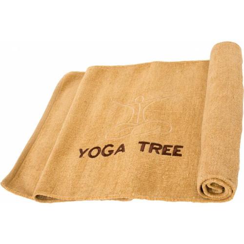 Коврик yoga tree для йоги из хлопка + чехол yoga (Yoga)