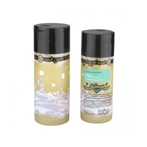 Шампунь молочная сыворотка  от потери, для жирных волос зейтун (Зейтун)