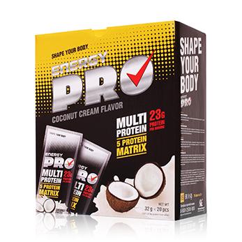 Мультипротеин  кокосовый крем energy diet (Energy Diet)