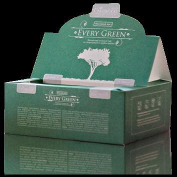 Китайский зеленый чай со смородиной и грибом рейши every green (Energy Diet)