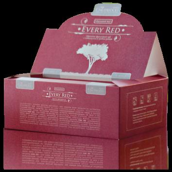 Цветочно-фруктовый чай с гибискусом и грибом рейши every red (Energy Diet)