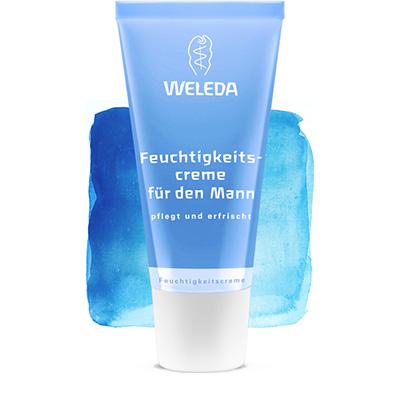 Увлажняющий мужской крем weleda (Weleda)
