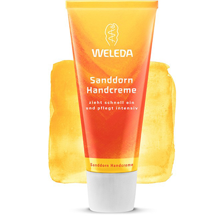 Облепиховый питательный крем для рук weleda (Weleda)