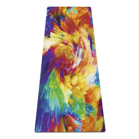 Коврик для йоги из натурального каучука holy yoga (Yoga)