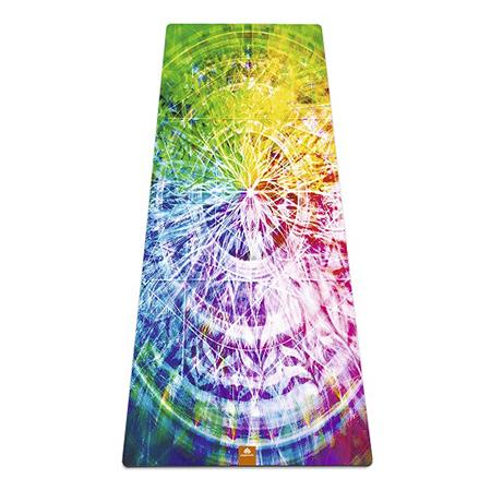 Коврик для йоги из натурального каучука mandala yoga (Yoga)