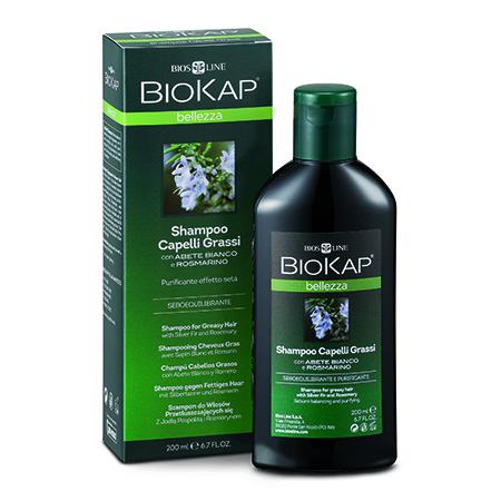 Шампунь для жирных волос biokap (Biokap)