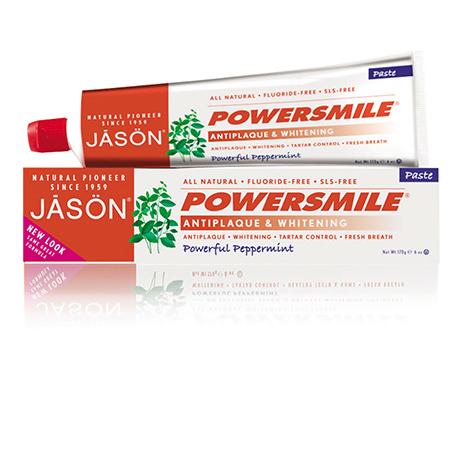 Зубная паста отбеливающая сила улыбки jason (Jason)
