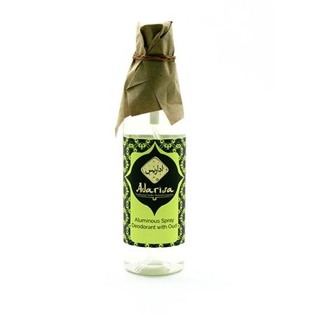 Квасцовый дезодорант-спрей с удом adarisa (Adarisa)