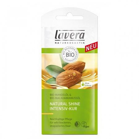 Биомаска для волос питательная с маслом миндаля (саше) lavera (Lavera)