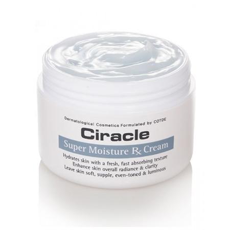 Крем для лица увлажняющий ciracle super moisture rx cream ciracle (Ciracle)