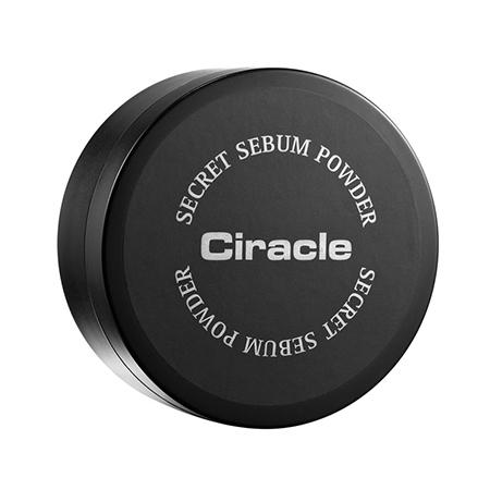 Пудра рассыпчатая для жирной кожи ciracle secret sebum powder ciracle