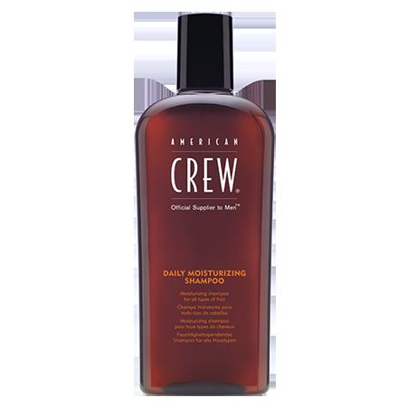 Шампунь для ежедневного ухода за нормальными и сухими волосами daily moisturizing shampoo 250 мл american crew (American Crew)