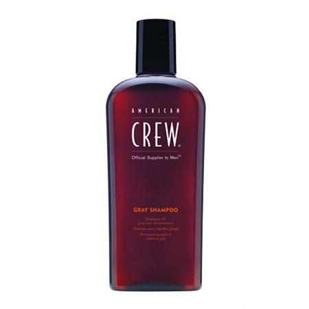 Шампунь для седых и седеющих волос classic gray shampoo 250 мл american crew (American Crew)