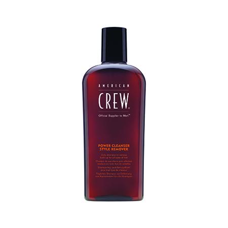 Шампунь для ежедневного ухода, очищающий волосы от укладочных средств power cleanser style remover 250 мл american crew (American Crew)