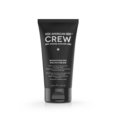 Крем для бритья на основе трав с эффектом холода moisturizing shave cream 150 мл american crew