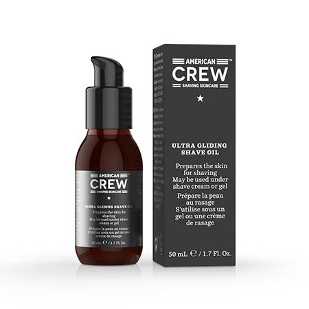 Масло для бритья ultra gliding shave oil 50 мл american crew