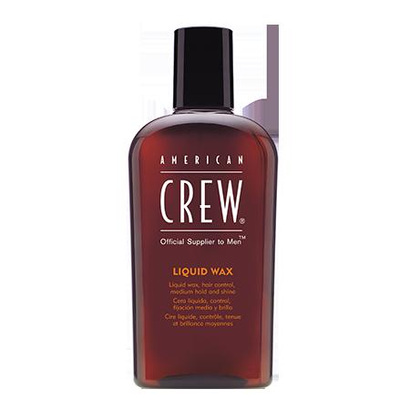 Жидкий воск liquid wax american crew