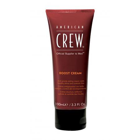 Уплотняющий крем для придания объема classic boost cream american crew (American Crew)